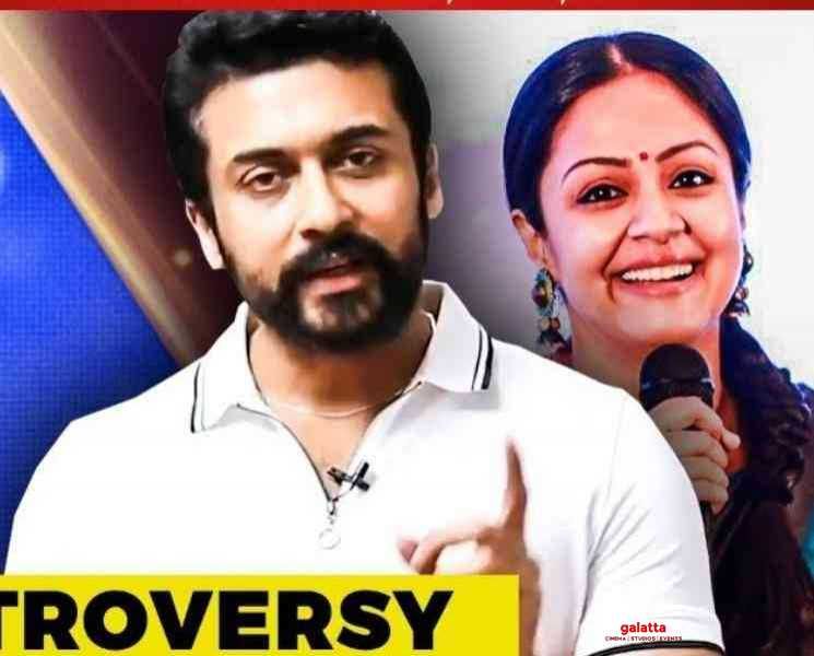 ஜோதிகா விவகாரம் : மனைவிக்கு ஆதரவாக களமிறங்கிய சூர்யா !- Tamil Movies News