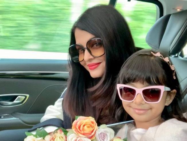 Aishwarya Rai's daughter marks a performance at international film festival