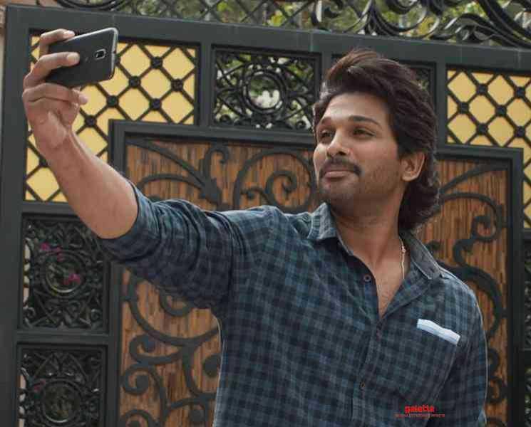 அல்லு அர்ஜுன் படத்தின் டைட்டில் பாடல் வீடியோ !- Tamil Movies News