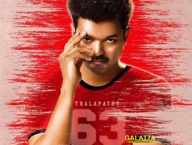 New striking coincidence between ARM Sarkar and Atlee Thalapathy 63