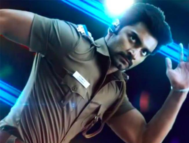 Official - Atharvaa's much-awaited cop film gets a release date!