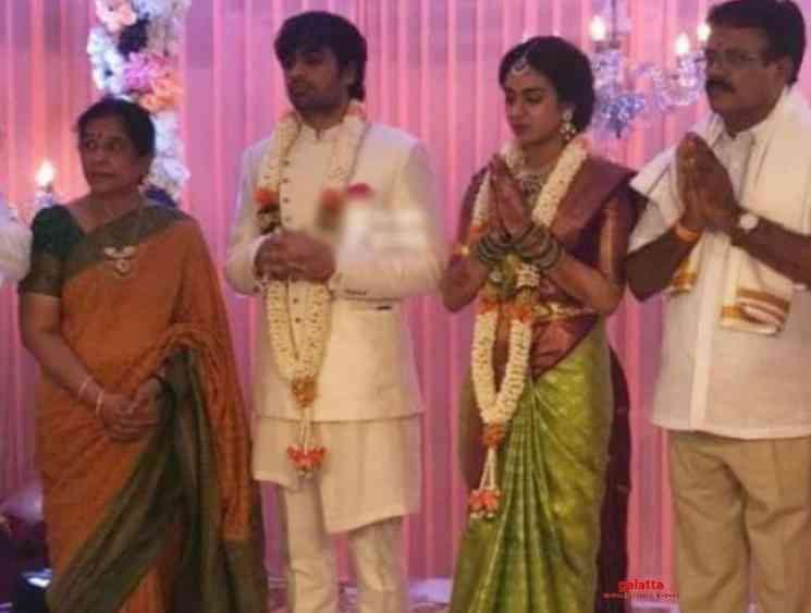 Saaho fame director Sujeeth gets engaged to dentist Pravalika - Tamil Movie Cinema News