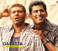 Distance not a deterrant for Vishal and Arya's friendship