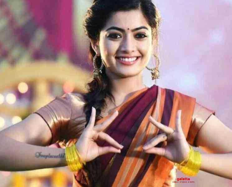 ராஷ்மிகா மந்தனாவின் உருக்கமான பதிவு !- Tamil Movies News