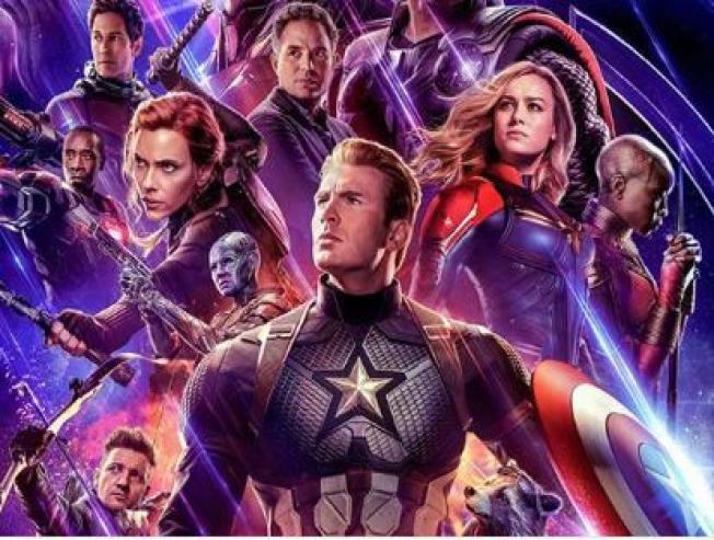 Avengers The End Game Second Trailer Officially Released