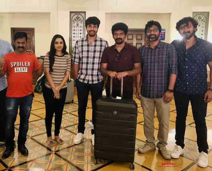 சிவகார்த்திகேயனின் டாக்டர் படத்தின் தற்போதைய நிலை- Latest Tamil Cinema News