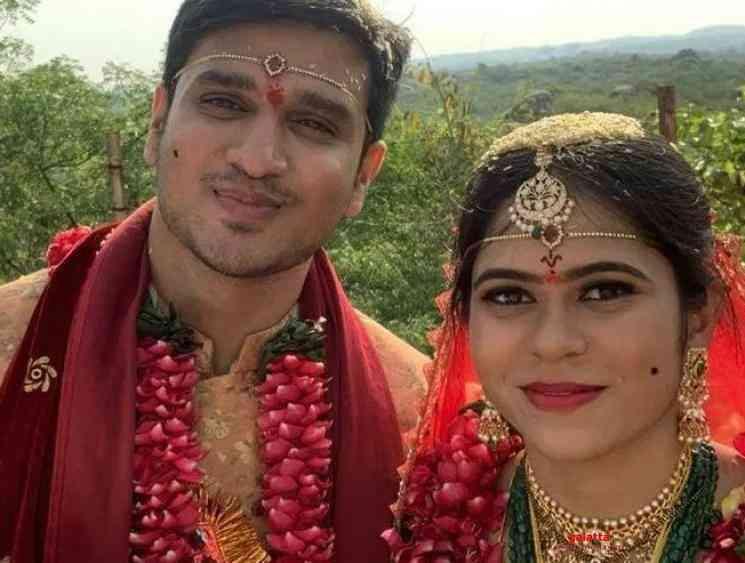 Nikhil Siddhartha shares wedding video on Instagram Pallavi Varma - Tamil Movie Cinema News