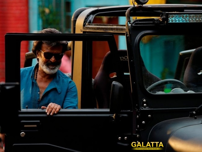 Rajinikanth's Kaala Jeep Gifted Away By Dhanush To Owner