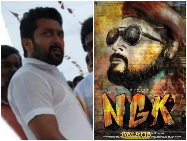 Suriya Speculatively Playing A Politician In Selvaraghavan NGK