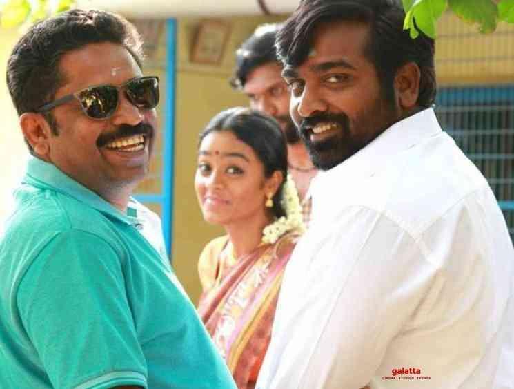 Seenu Ramasamy shares latest update Vijay Sethupathi Maamanithan - Tamil Movie Cinema News