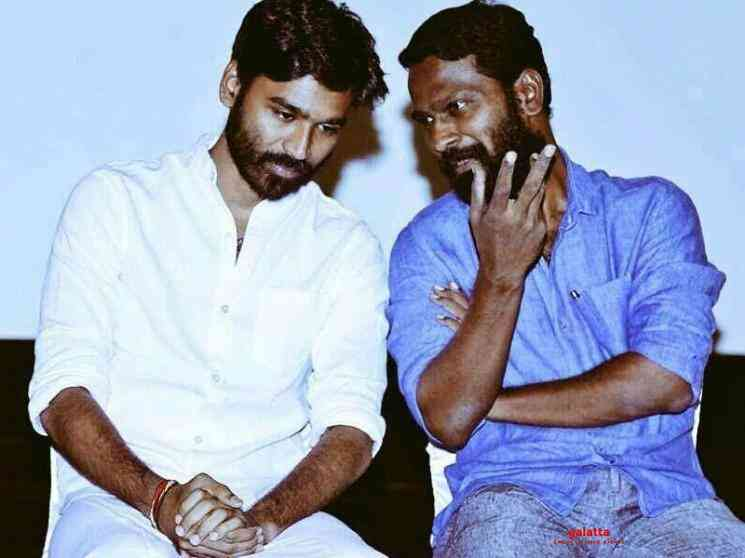 Dhanush and Vetri Maaran to team up for a new film after Asuran - Telugu Movie Cinema News