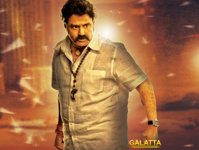 Balayya's 100th film gets a title!