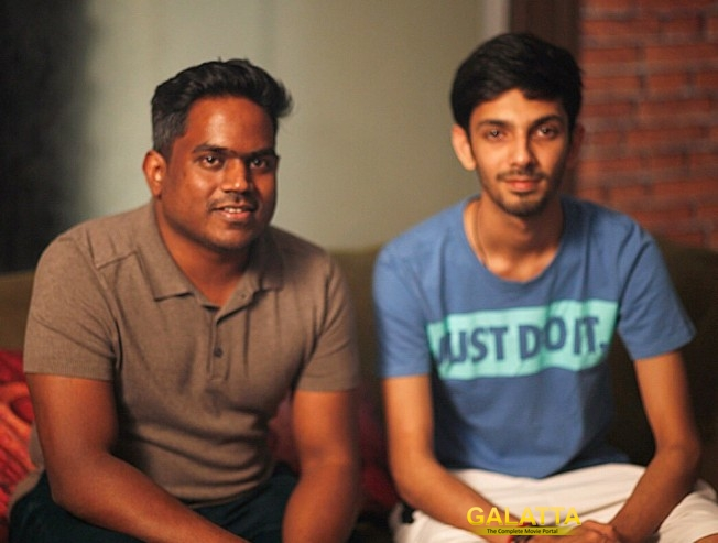Amazing! Yuvan and Anirudh Join Hands