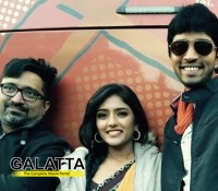 Allari Naresh shooting in Spain