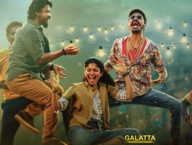 Dhanush Maari 2 Posters Robo Shankar Vinoth December 21 Release