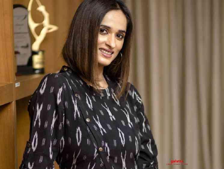 Archana Kalpathi misses her work life due to corona lockdown - Tamil Movie Cinema News