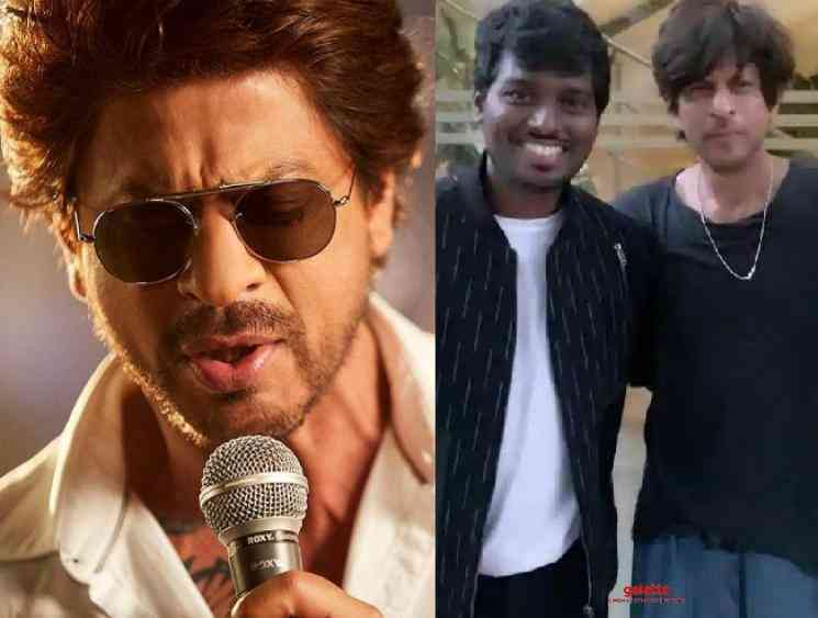 Shah Rukh Khan opens up about his next film with director Atlee - Tamil Movie Cinema News