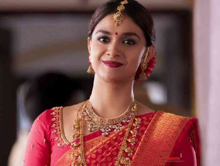 Keerthy Suresh is not getting married anytime soon rumours denied - Tamil Movie Cinema News
