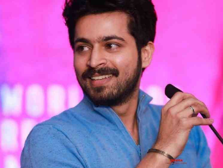 HarishKalyan thanks officials volunteers who work during lockdown - Tamil Movie Cinema News