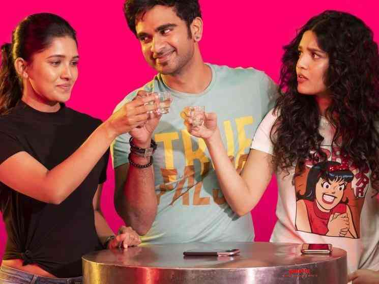 HIT fame Vishwak Sen to act in Oh My Kadavule Telugu remake - Telugu Movie Cinema News