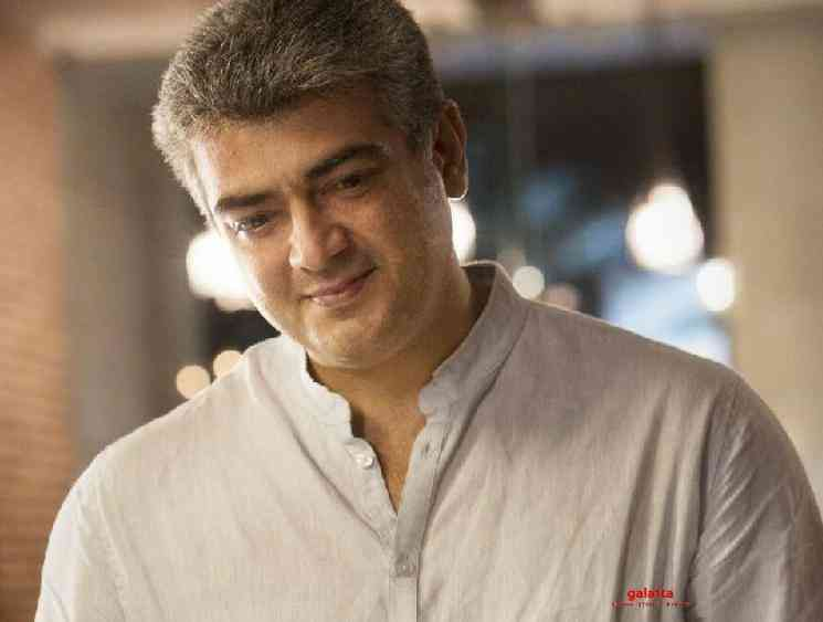 Ajith Kumar donates 50 lakhs to PM and CM relief funds for Corona - Tamil Movie Cinema News