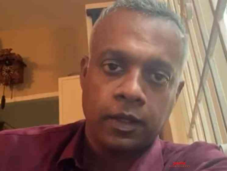 Gautham Menon awareness video about Corona and section 144 - Tamil Movie Cinema News