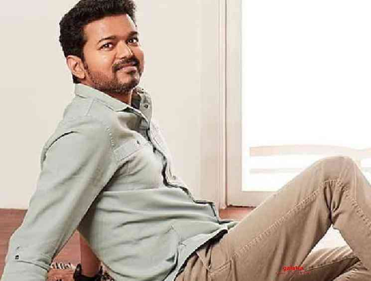 Thalapathy Vijay expresses his interest to direct a film one day - Tamil Movie Cinema News