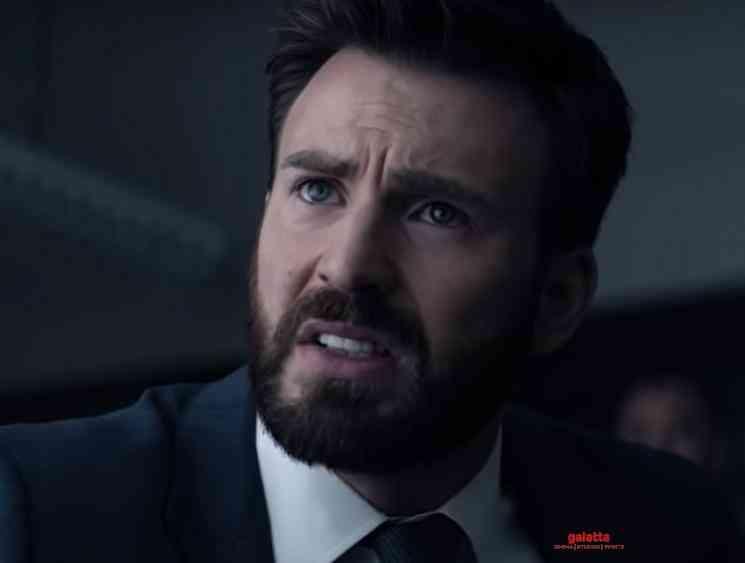 Defending Jacob Trailer Captain America - Tamil Movie Cinema News