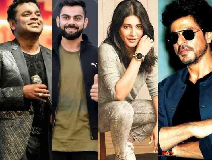 Indian celebrities join hands for I For India fundraiser event - Tamil Movie Cinema News