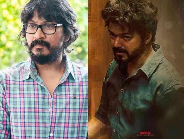 Director Vishnu Vardhan talks about Lokesh Kanagaraj and Master - Tamil Movie Cinema News