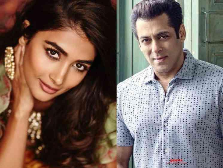 Pooja Hedge eagerly waiting to shoot for Kabhi Eid Kabhi Diwali - Tamil Movie Cinema News
