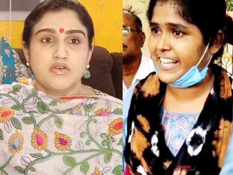 Suriya Devi reveals what happened at the Police station Vanitha - Tamil Movie Cinema News