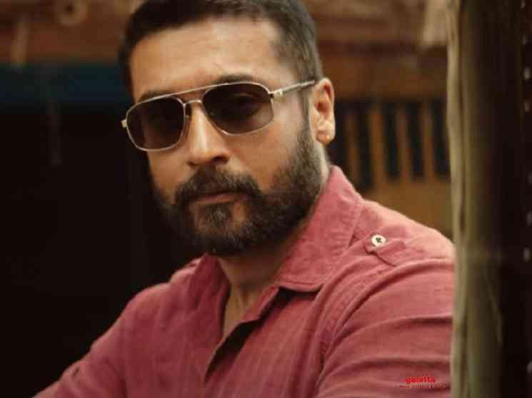 Suriya Soorarai Pottru Kaattu Payale 1 min video song GV Prakash - Telugu Movie Cinema News