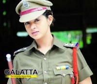 Bhavana the famous lady cop!