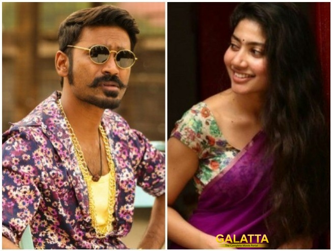 Sai Pallavi Reportedly Playing An Auto Driver In Maari 2