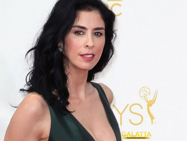 Sarah Silverman in Battle of the Sexes!