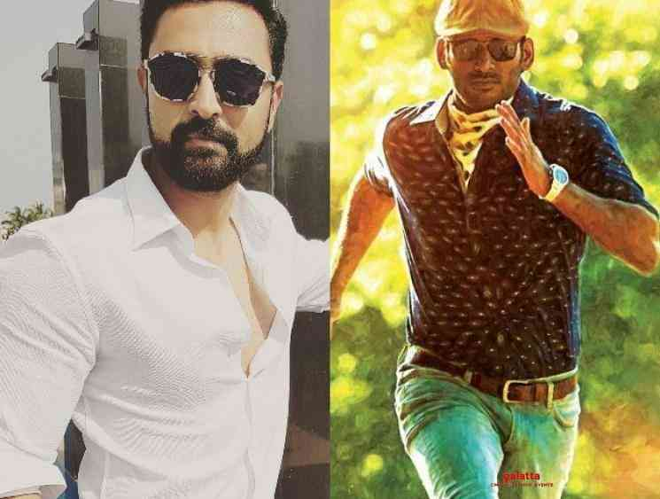 Prasanna talks about Vishal turning director for Thupparivaalan 2 - Tamil Movie Cinema News