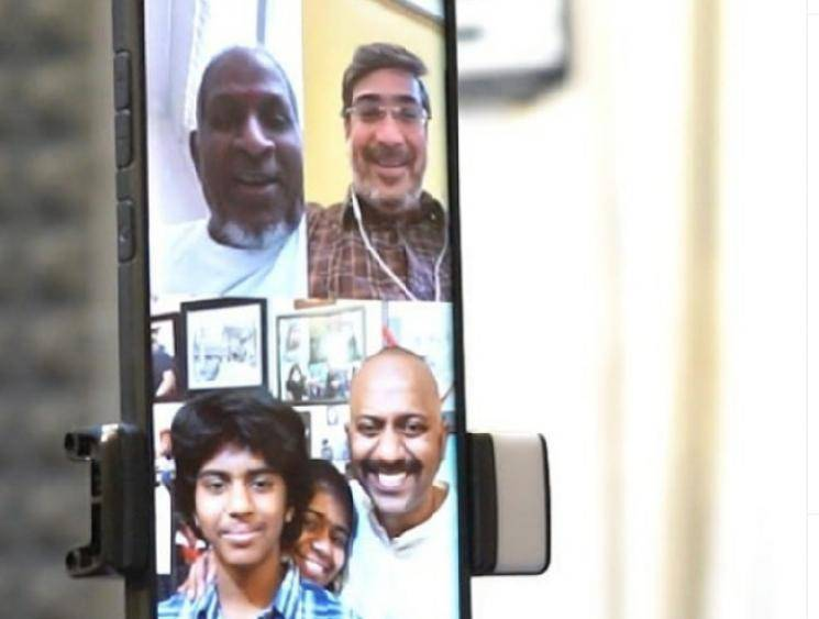 Lydian Nadhaswaram video call experience with Ilaiyaraaja - Tamil Movie Cinema News