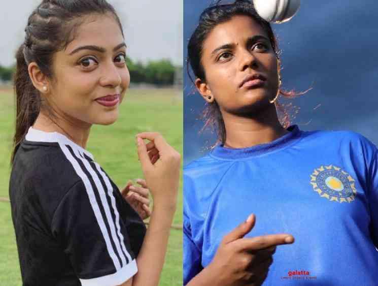 Bigil fame Varsha Bollamma praises Aishwarya Rajesh Kanaa - Tamil Movie Cinema News