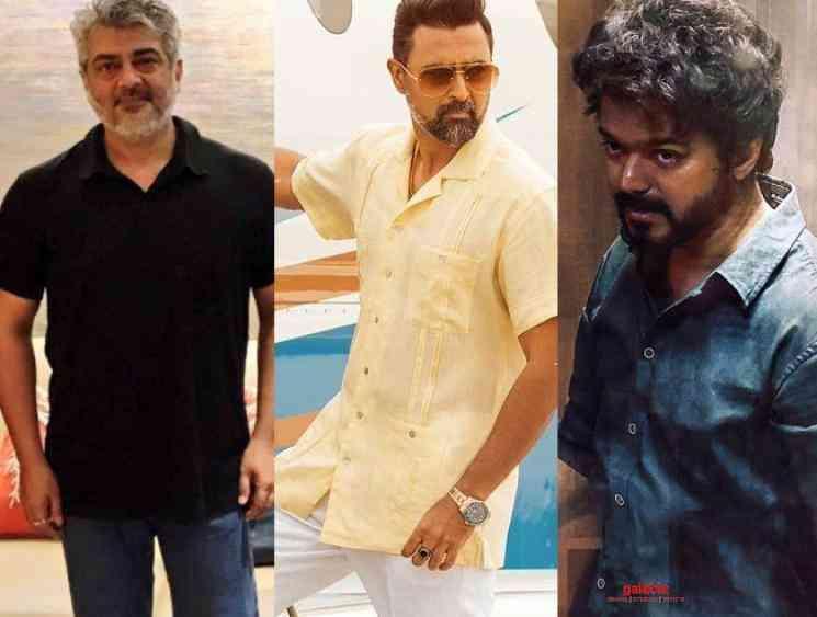 Prasanna expresses his interest to work with Vijay and Ajith - Tamil Movie Cinema News