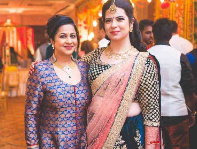 Rayane Mithun names her second child Radhya Mithun after Radikaa - Tamil Movie Cinema News