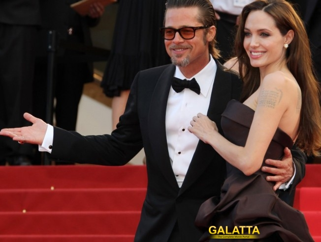 Brangelina's divorce is official!