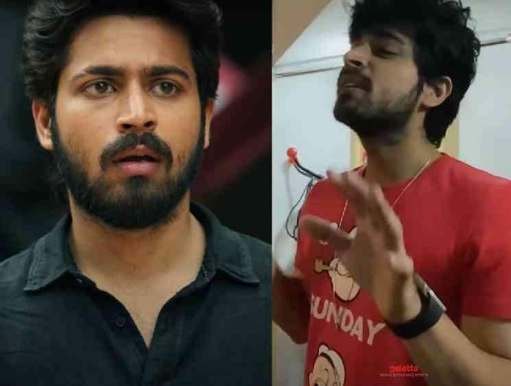 Kannamma song reprise version sung by Harish Kalyan Sam CS - Tamil Movie Cinema News