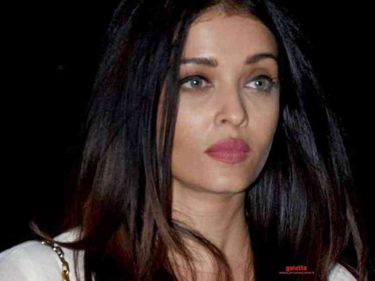 Aishwarya Rai first official statement after Corona recovery - Tamil Movie Cinema News