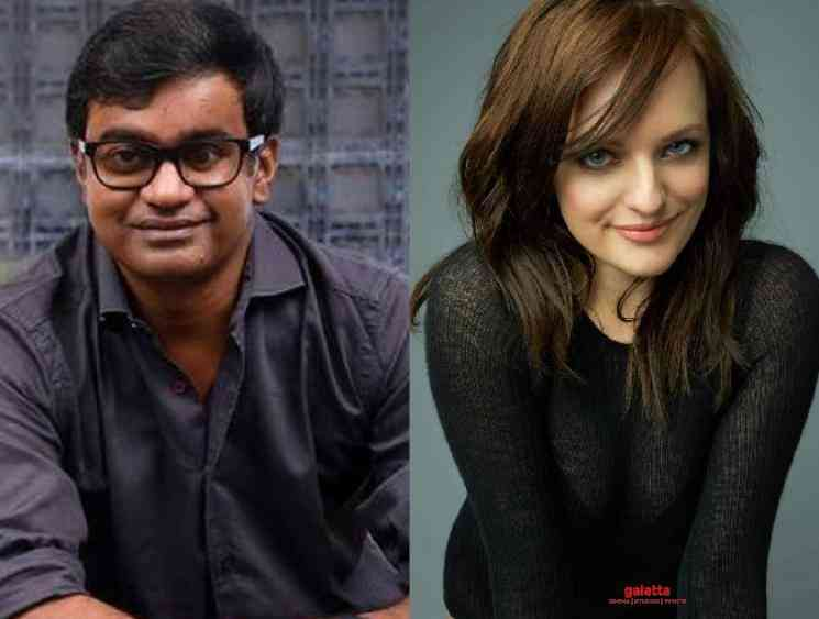 Director Selvaraghavan praises Hollywood actress Elisabeth Moss - Tamil Movie Cinema News