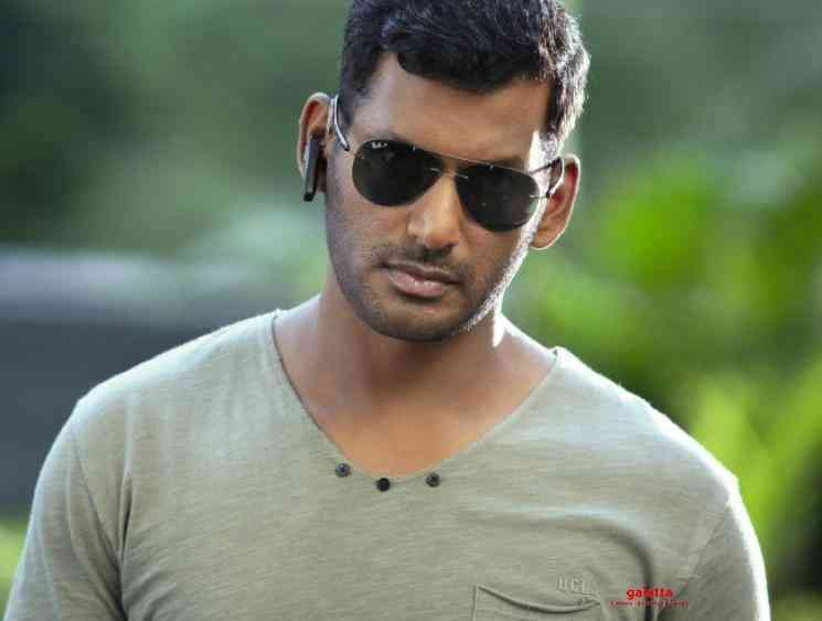 Vishal Chakra new announcement to be made on June 22 - Tamil Movie Cinema News