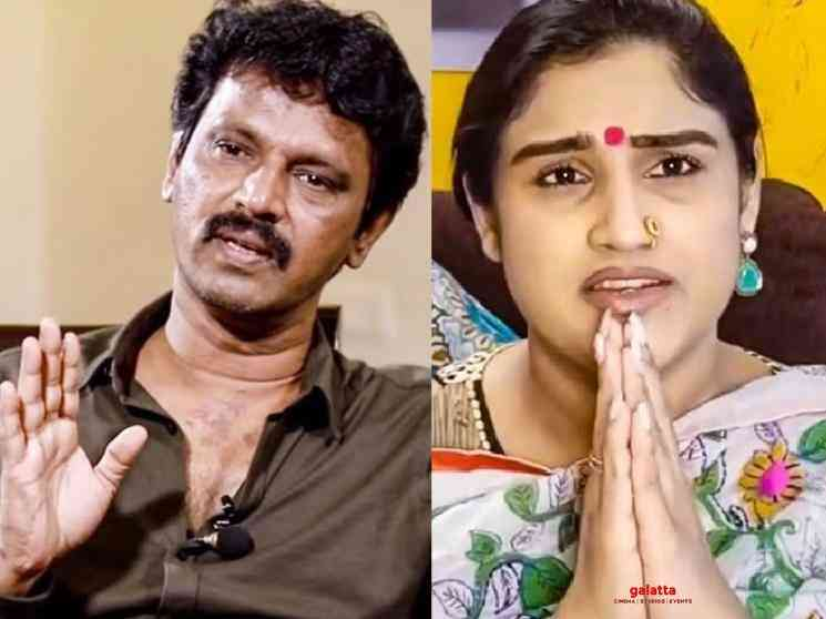 Cheran reacts to Vanitha Vijayakumar Peter Paul controversy - Tamil Movie Cinema News