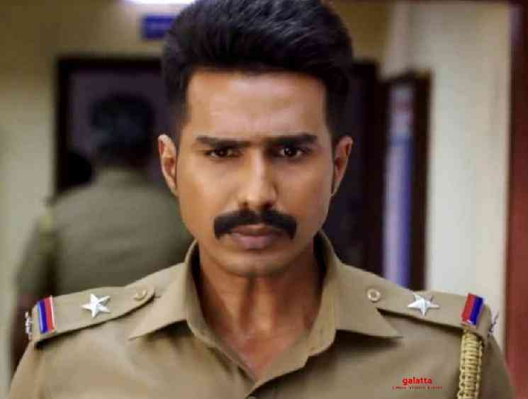 Vishnu Vishal new film title announcement teaser release April 11 - Tamil Movie Cinema News