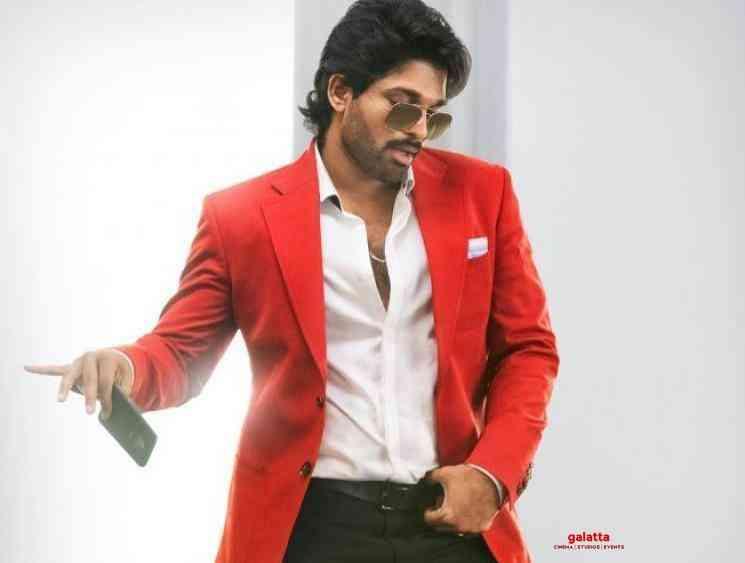 Allu Arjun thanks Thaman for his songs in Ala Vaikunthapurramuloo - Tamil Movie Cinema News