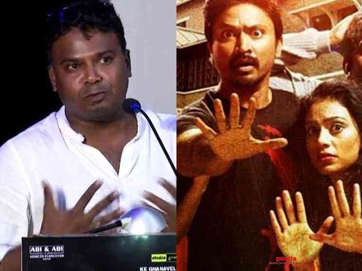 Katteri Director Deekay to do an anthology horror film for OTT - Tamil Movie Cinema News